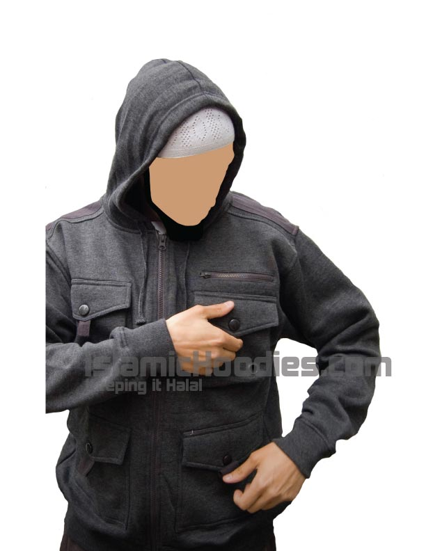 Islamic jacket pocket light