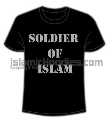 Soldiers of Islam t Shirts